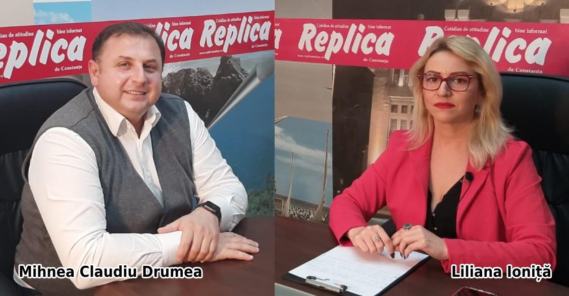 PNL-istul Mihnea DRUMEA pentru Camera Deputaţilor: Orașul Constanța trebuie să fie al doilea, după București! VIDEO