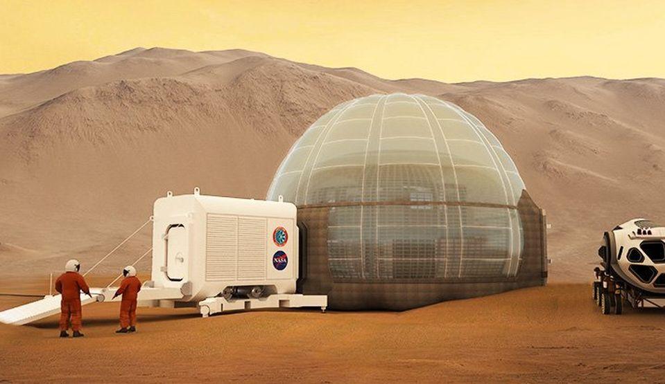 Un milion de oameni vor trăi pe Marte până în 2050. Cum vor arăta coloniile spațiale ale viitorului