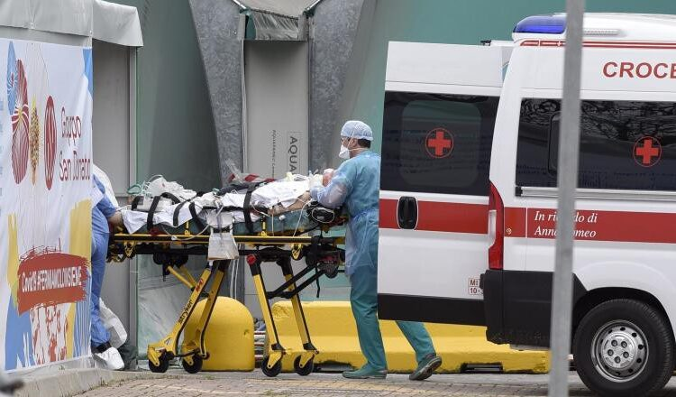 Coronavirus: Italia a depăşit pragul de 50.000 de decese