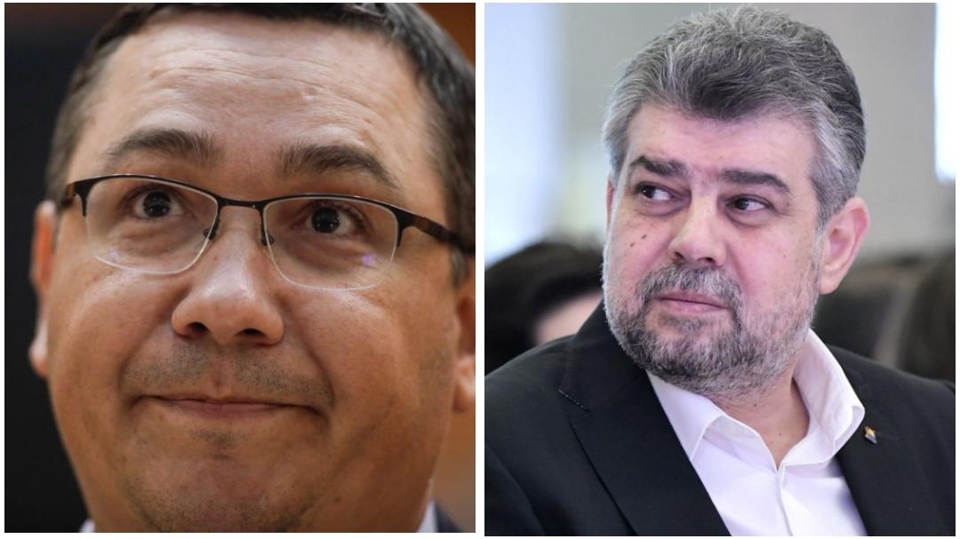 Pro România nu este un partid nou, este PSD rebrenduit, cu traseiști din PSD