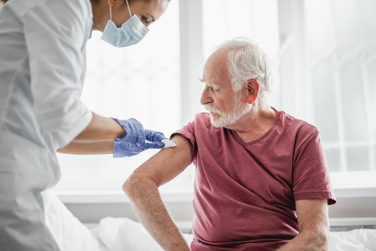 Etapele vaccinării anti-COVID-19 în România