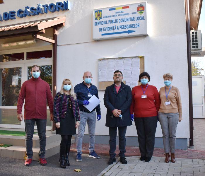 Comuna 1 Decembrie are serviciu de evidenţa persoanelor – Jurnalul de Ilfov