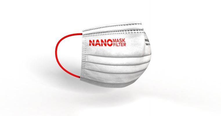 Alege siguranța și calitatea! Batist Medical lansează în România Nano Fiber Mask B