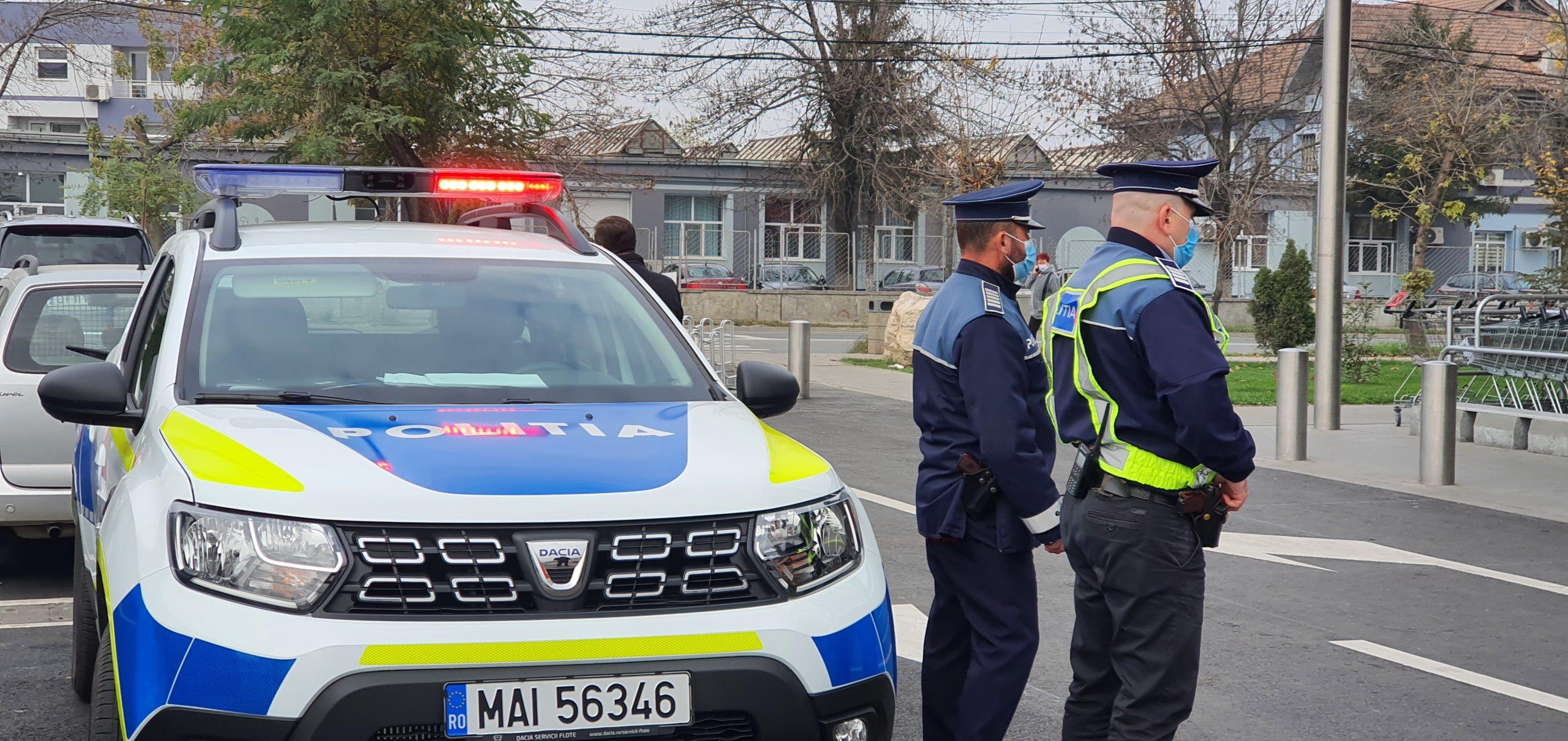 Gorj: Peste 230 de polițiști și jandarmi, în controale anti-COVID – GdS