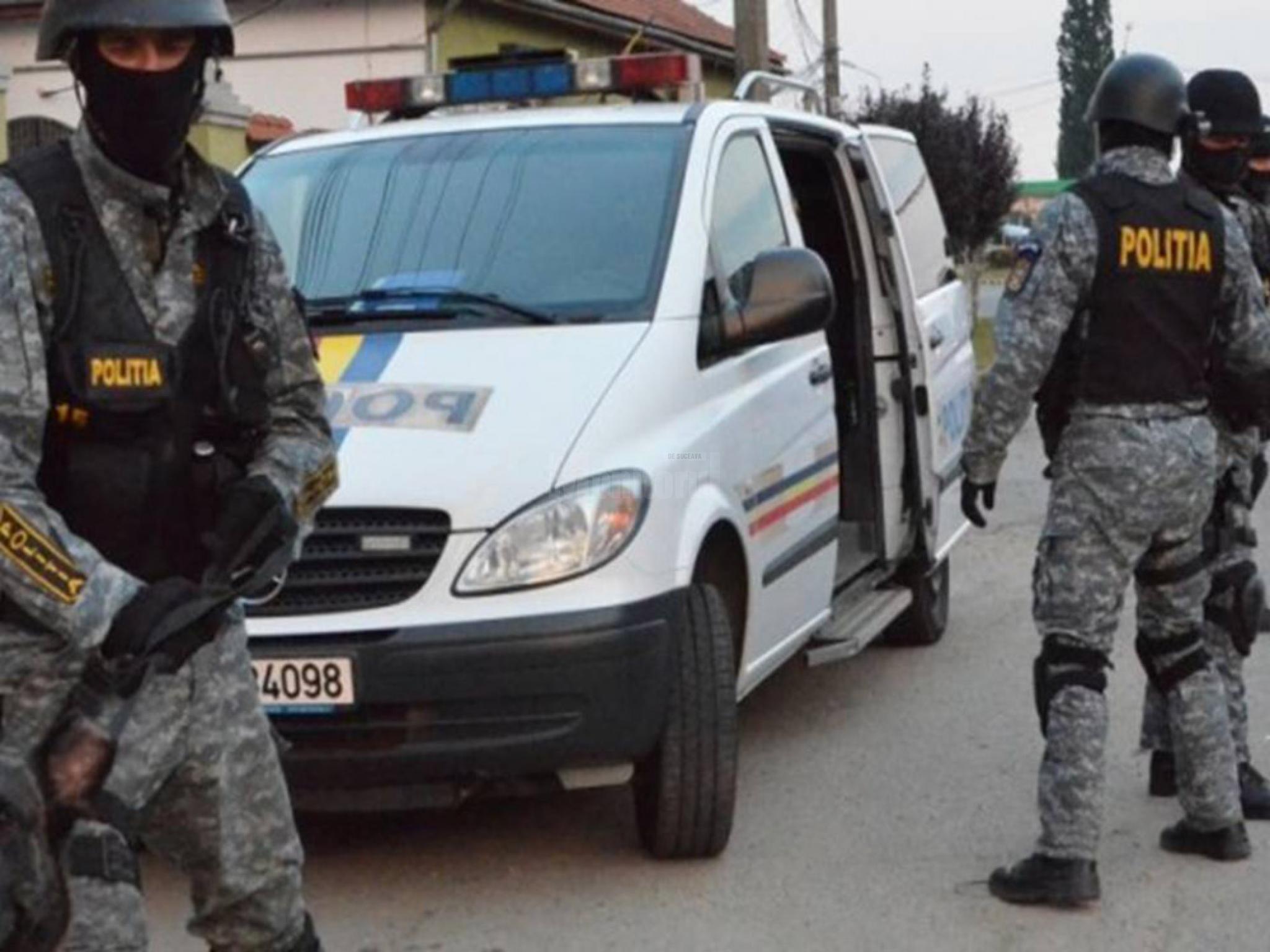 Sapte politisti de frontiera suceveni mana in mana cu contrabandistii de tigari