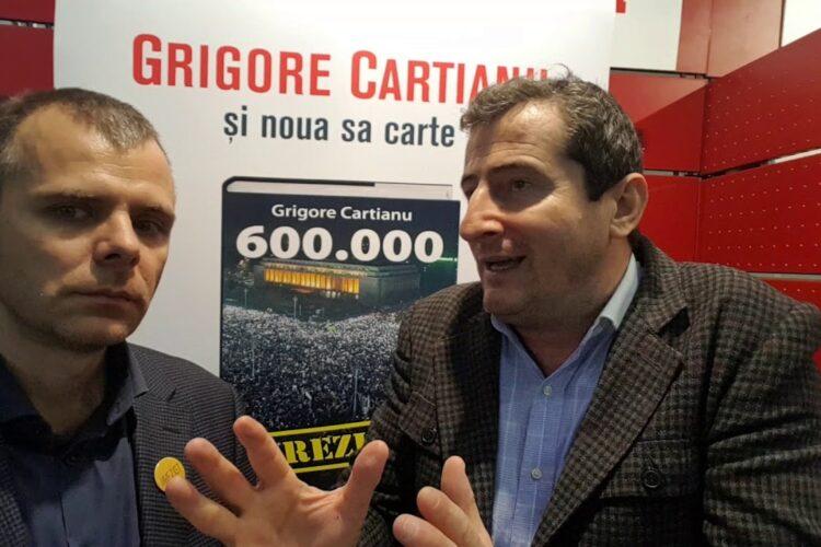 OFENSATOR. Grigore Cartianu îi face pe români proști că nu votează PNL-PSD-USR