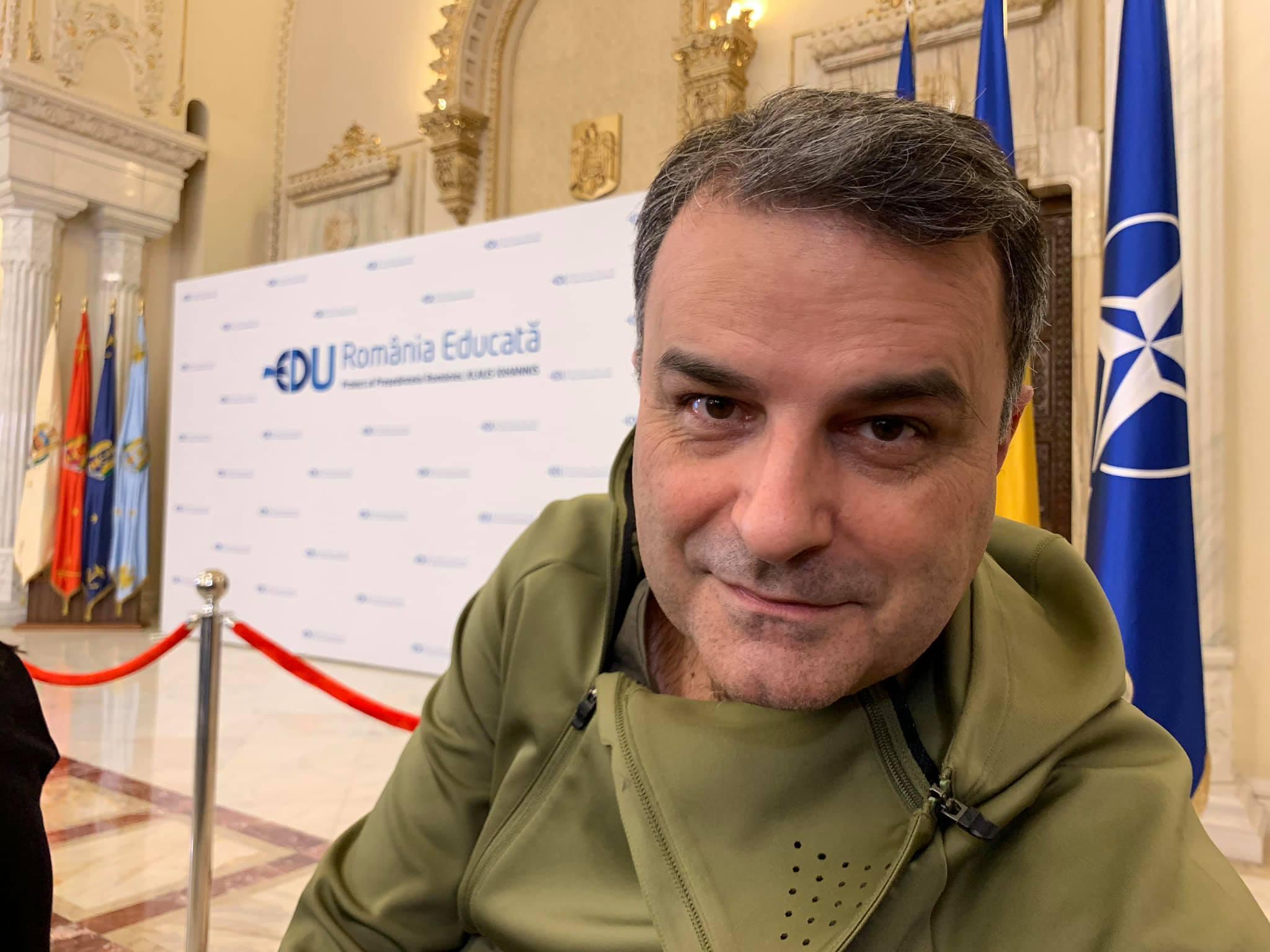 Lucian Mîndruță despre AUR: singura mișcare care crește. Vor câștiga la aceste alegeri