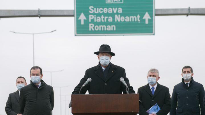 INCREDIBIL: Iohanis a luat o șosea de centură și a prezentat-o de parcă ar fi autostradă