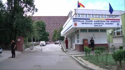 Pacient găsit spânzurat în secția ATI COVID de la Spitalul Județean Galați (VIDEO) – Monitorul de Galati – Ziar print si online