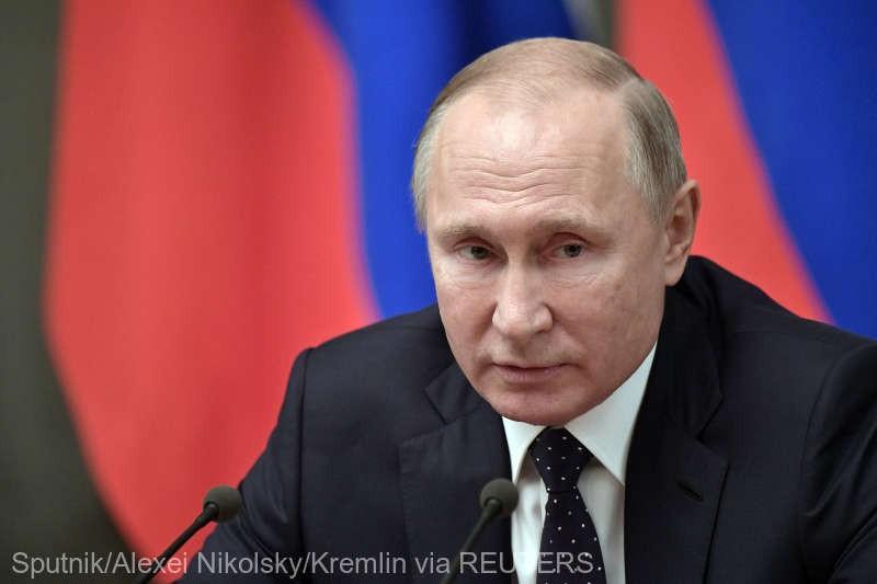 Coronavirus: Vladimir Putin ordonă începerea, săptămâna viitoare, a vaccinării voluntare în masă