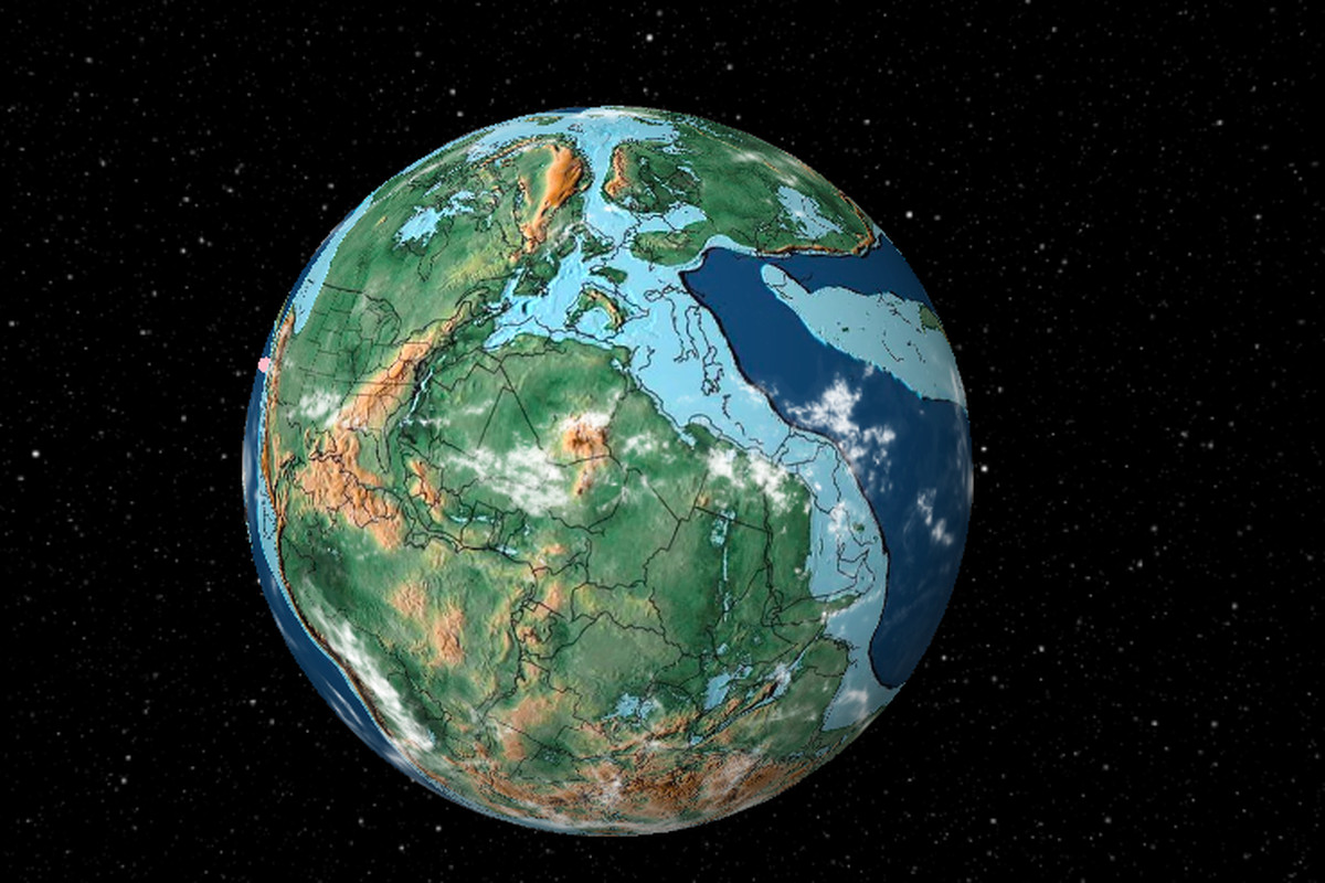 Cum va fi clima când se va forma următorul supercontinent al Pământului?