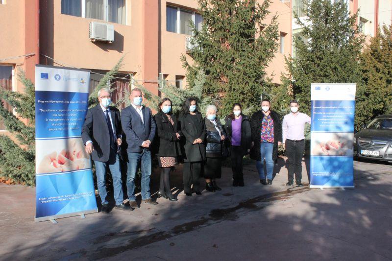 Angajații Spitalului de Obstetrică-Ginecologie din Buftea, specializați printr-un program realizat pe fonduri europene – Jurnalul de Ilfov
