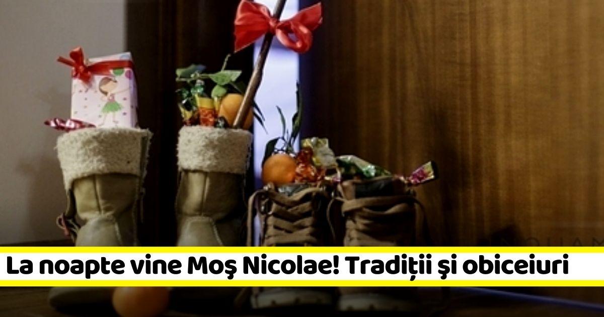 5-6 decembrie: La noapte vine Moş Nicolae! Tradiţii şi obiceiuri