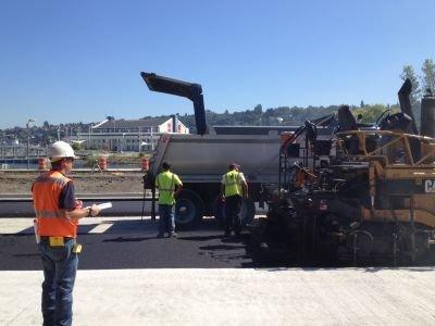 Constructor, obligat sa refaca integral un drum nou construit