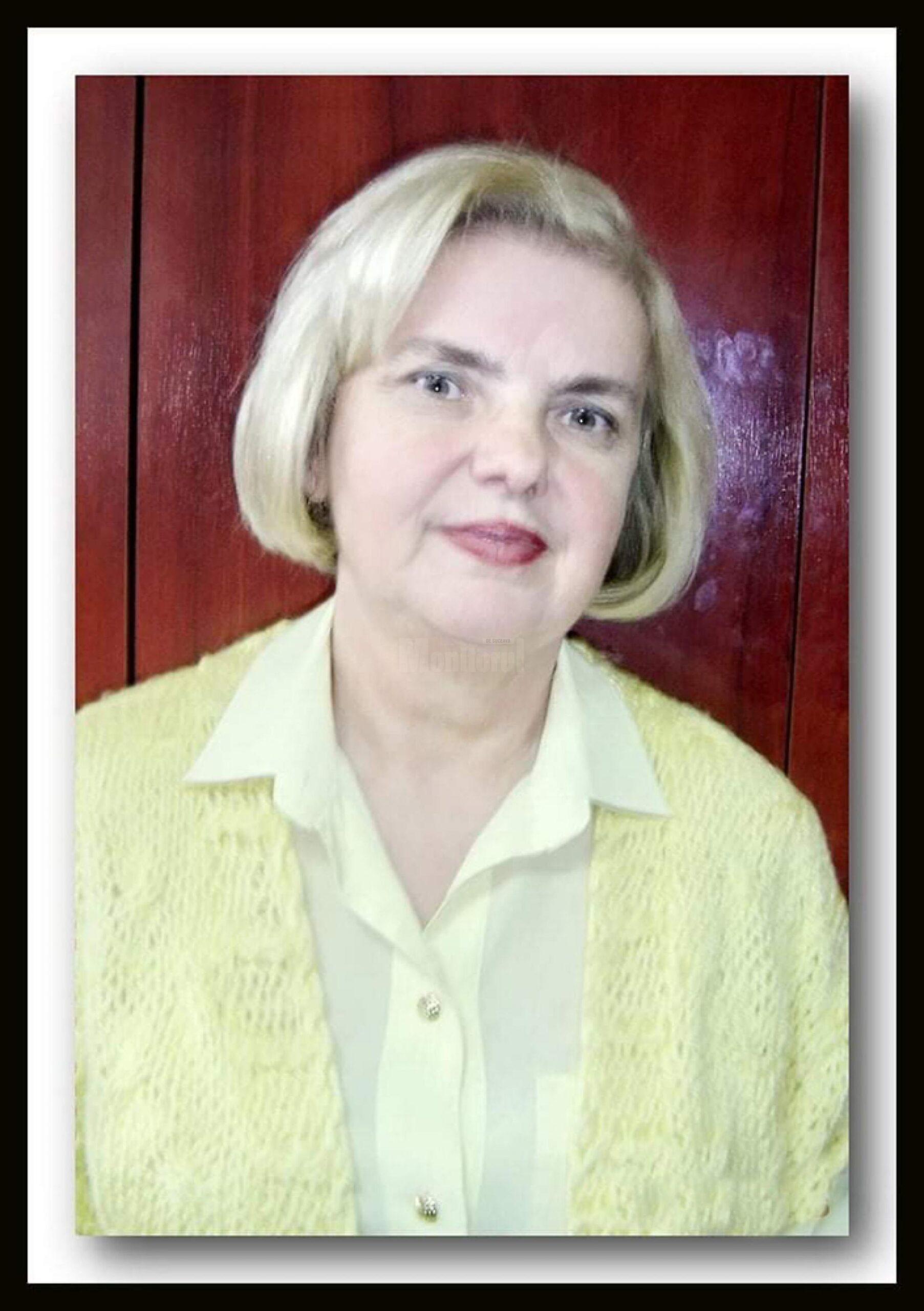 Eminentul profesor de fizica Gheorghina Costan s a stins in spital cu Covid 19