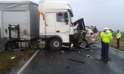 Gălăţean mort într-un cumplit accident la Brăila (FOTO/VIDEO) – Monitorul de Galati – Ziar print si online