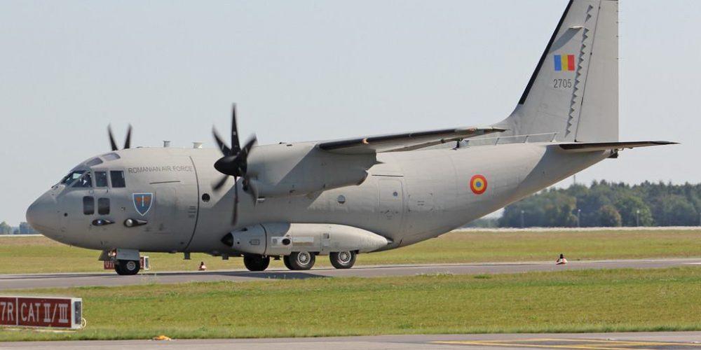 Băncile din România s-au gândit să folosească avioane militare pentru a alimenta bancomatele în timpul pandemiei – Biz Brasov