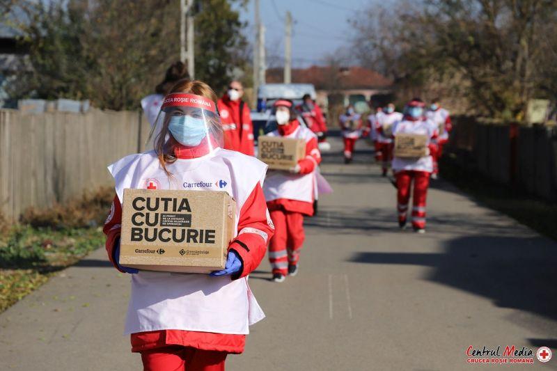 Pe 5 decembrie a fost Ziua Internațională a Voluntarului.#ContinuămSăAplaudăm voluntarii Crucii Roşii Române – Jurnalul de Ilfov