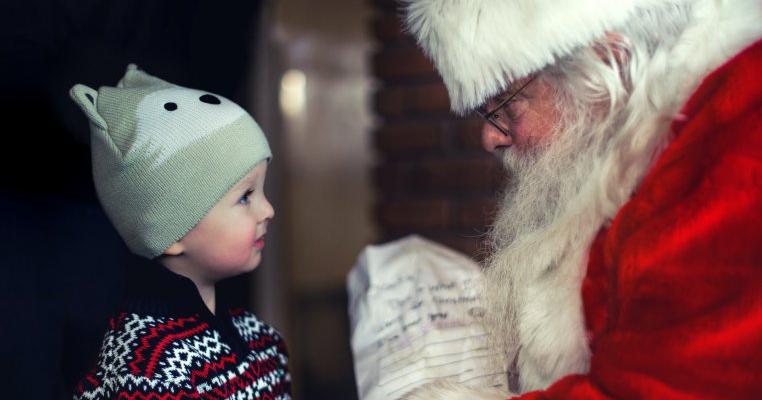 Moș Crăciun nu va fi oprit de carantină! Mesajul emoționant transmis de OMS copiilor din întreaga lume