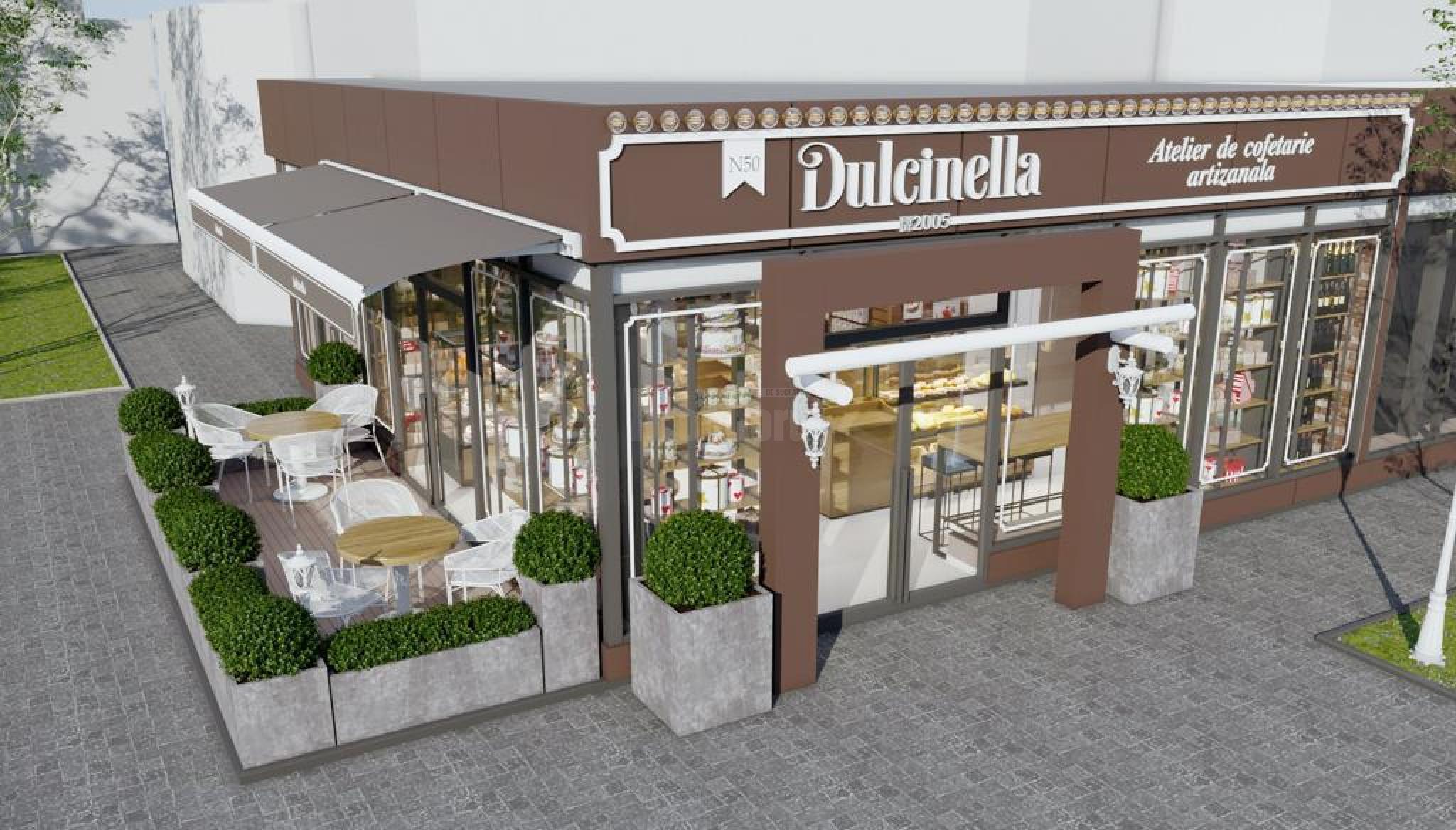 Dulcinella face Ziua ta un pic mai dulce prin Atelierul de Cofetarie Artizanala ce se va deschide miercuri la Suceava