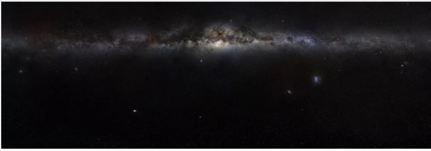 Science Report: În Calea Lactee sunt probabil o mulțime de civilizații dispărute