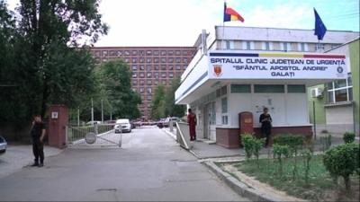 Etajul 1 al Spitalului Judeţean transformat în secţie COVID (VIDEO) – Monitorul de Galati – Ziar print si online