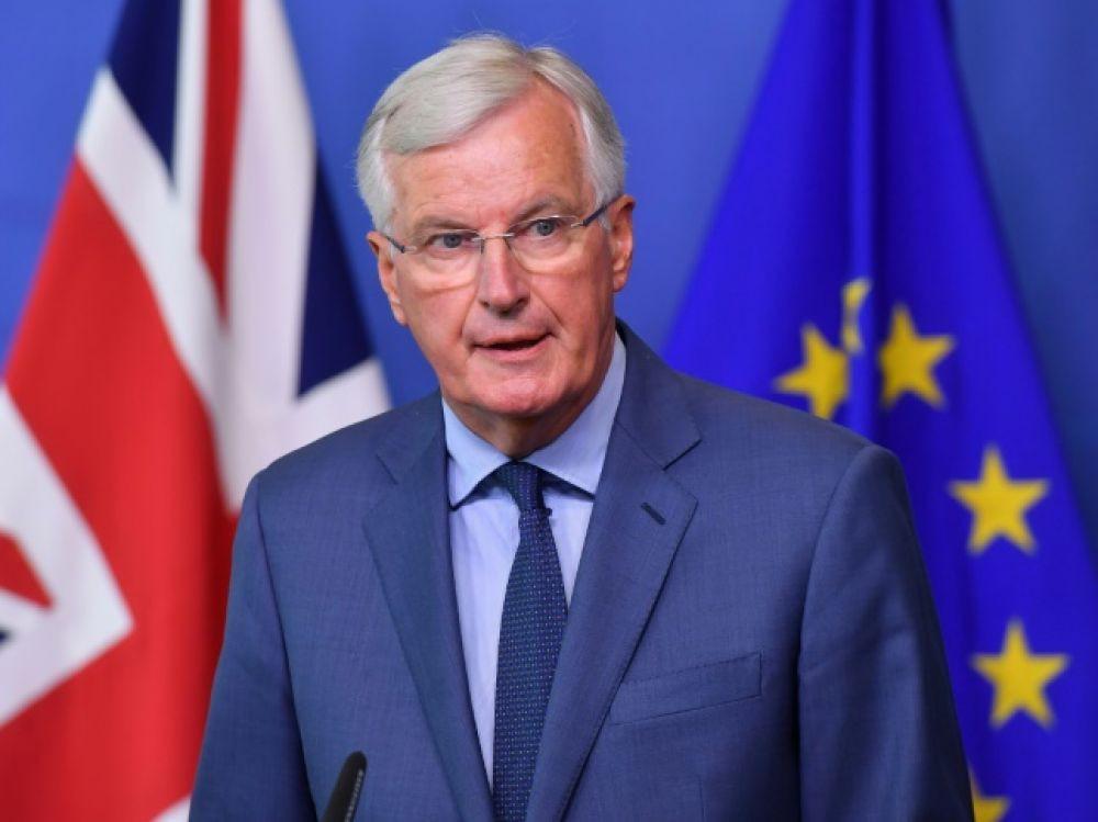"""Post Brexit: Michel Barnier anunţă """"un ultim efort"""" pentru ajungerea la un acord comercial"""