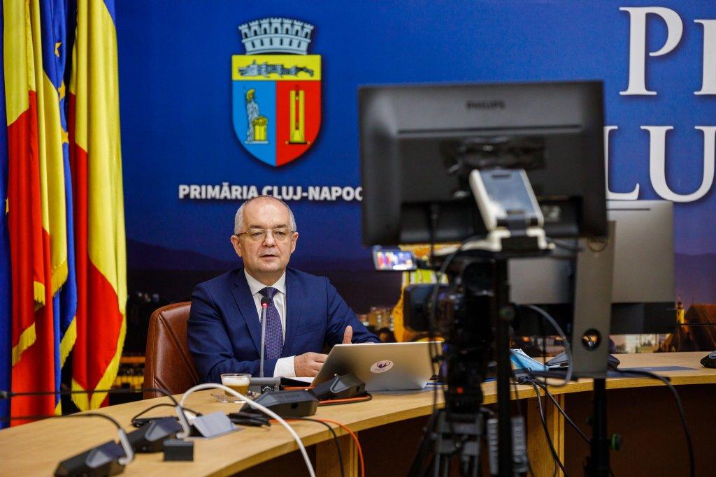 Primarul Emil Boc, invitatul dimineţii la ZIUA LIVE