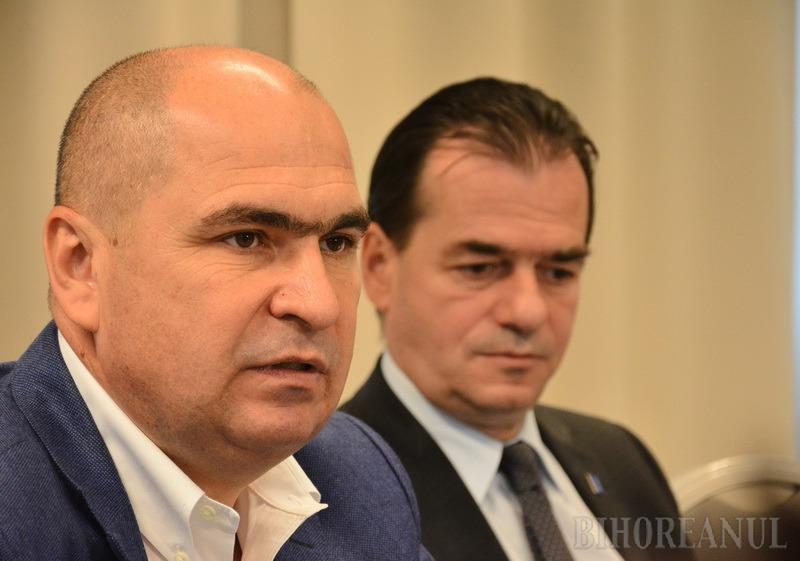 PNL a validat lista miniştrilor viitoarei guvernări. Ilie Bolojan a votat împotrivă