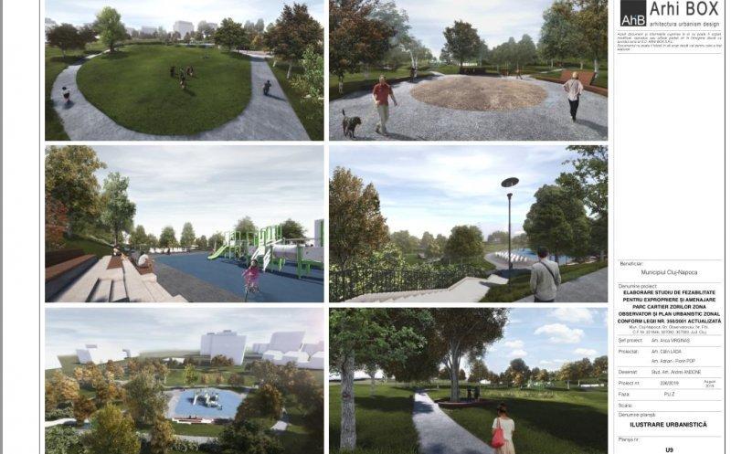Cât ia Sile Pușcaș de la Primăria Cluj-Napoca ca să se poată realiza Parcul Observator