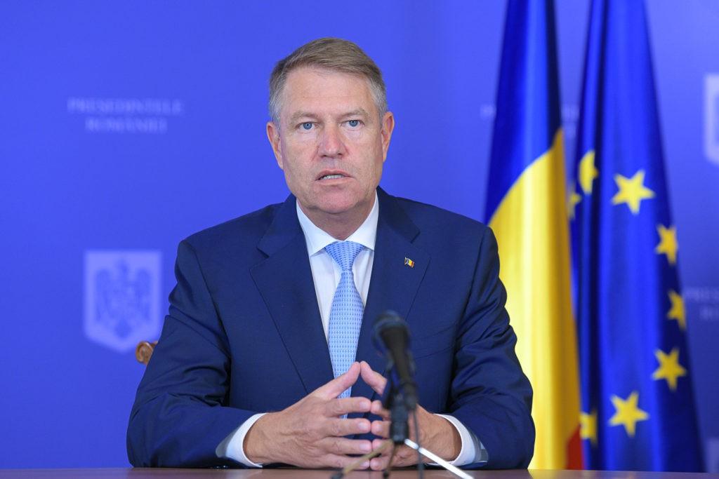 Iohannis: România salută convenirea parteneriatului dintre UE şi Marea Britanie privind relaţiile viitoare