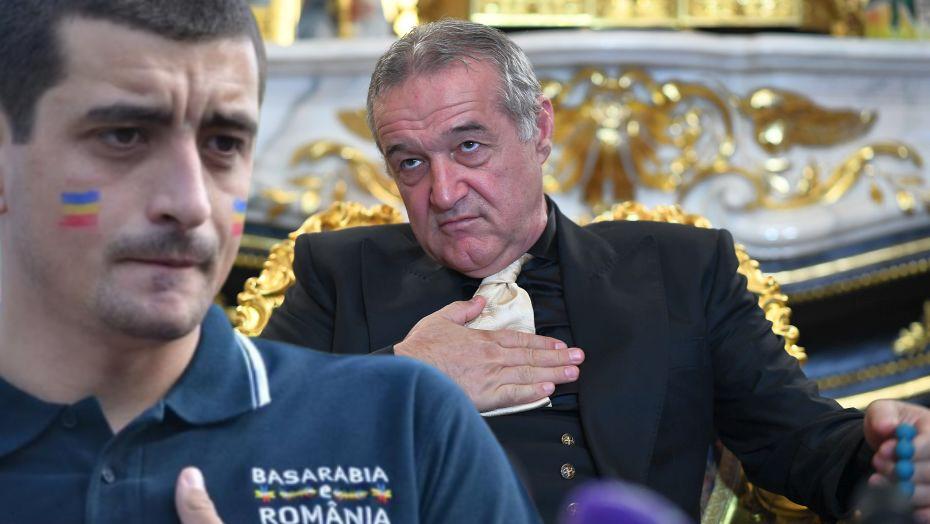 Becali s-a încurcat: nu era AUR ci Acțiunea 2012 și nu a dat, a luat