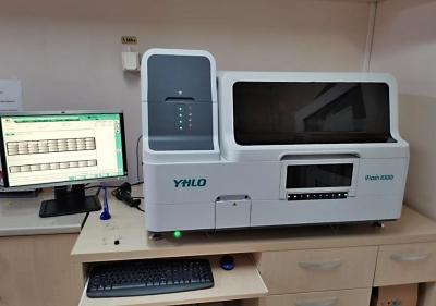 Un nou aparat PCR, în dotarea Spitalului pentru Copii Galaţi – Monitorul de Galati – Ziar print si online