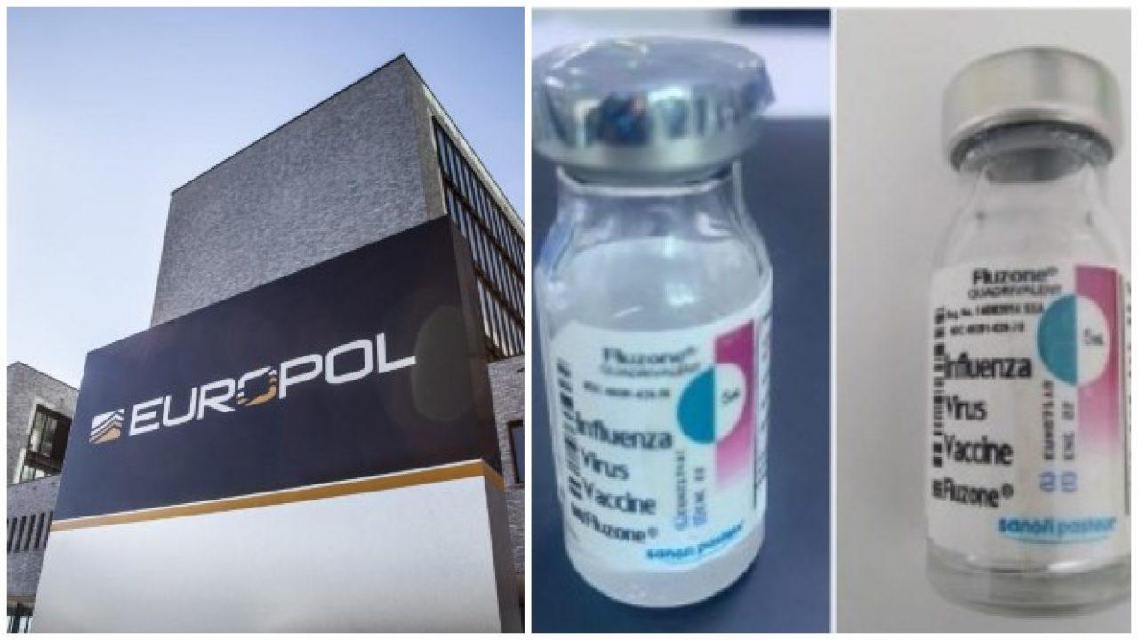 Europol, avertisment despre vaccinurile false împotriva coronavirus. Sunt vândute pe reţelele de socializare
