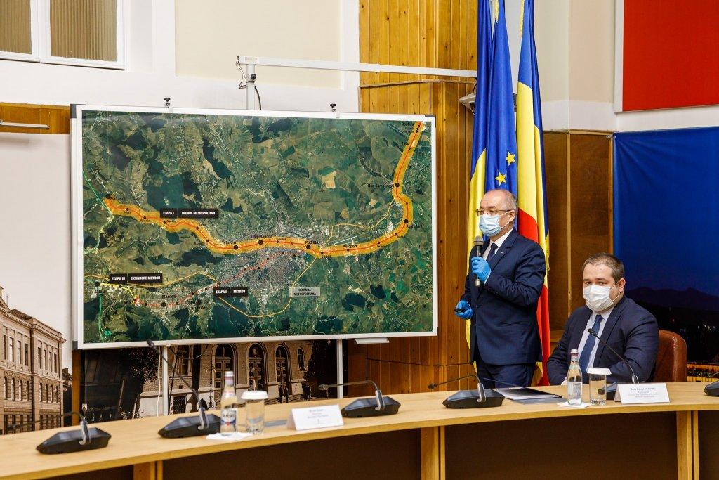 """Edilul Clujului: """"Cetăţenii să nu intre în panică. Nu toate străzile vor fi blocate traficului auto"""""""