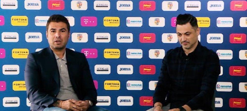 Mirel Rădoi și Adi Mutu au obținut licența UEFA PRO