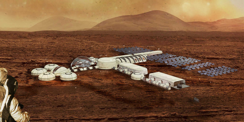 Elon Musk dorește ca până în 2050 să avem un oraș funcțional pe Marte