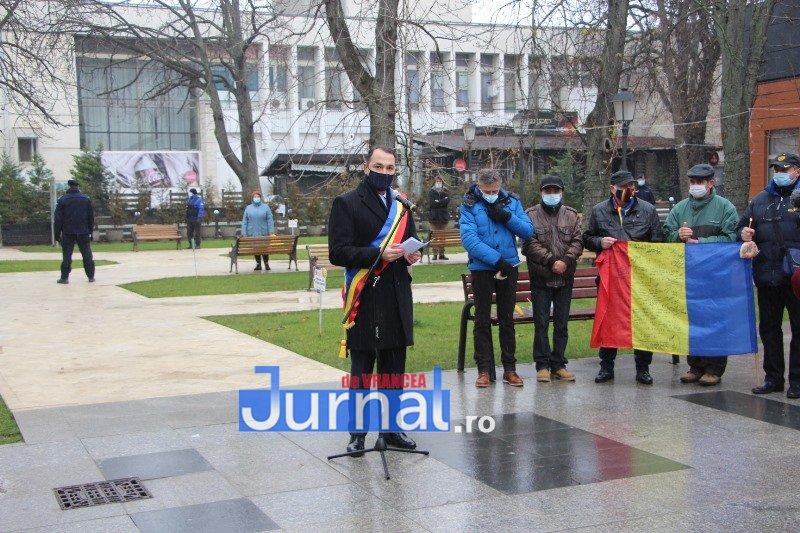 GALERIE FOTO: Eroii Revoluției din Decembrie 1989, comemorați în cadrul unui eveniment organizat de Primăria Focșani   Jurnal de Vrancea – Stiri din Vrancea si Focsani