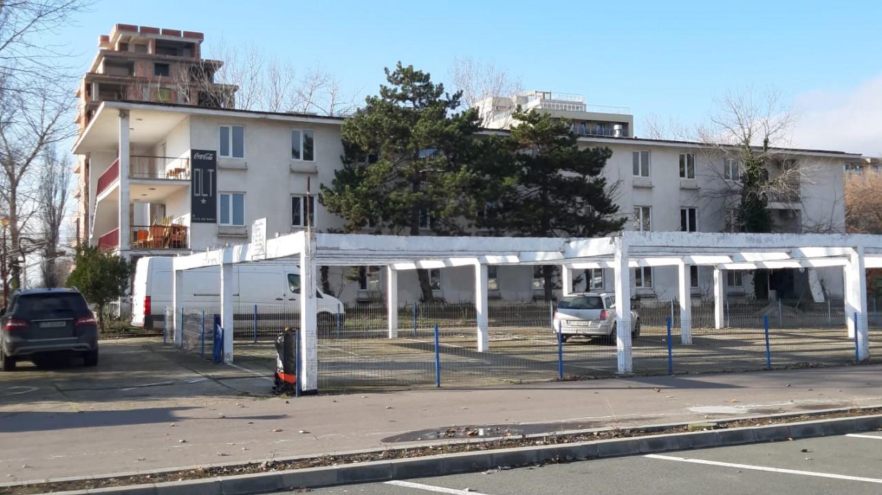 Hotelul OLT din Mamaia se SUPRAETAJEAZĂ