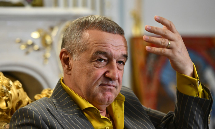 Negocierile dintre Al Jazira și Gigi Becali pentru transferul lui Olimpiu Moruțan