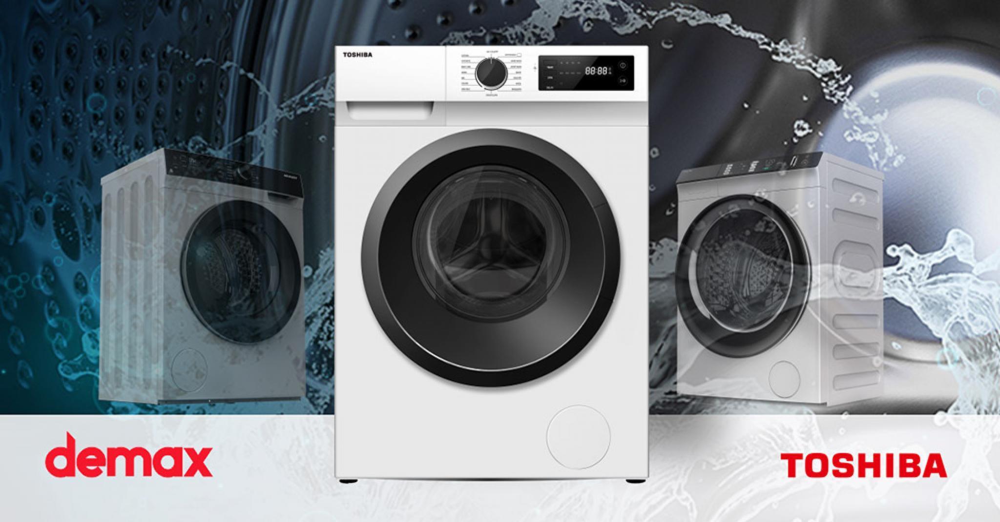 Masina de spalat Toshiba un nou standard de calitate pe piata electrocasnicelor