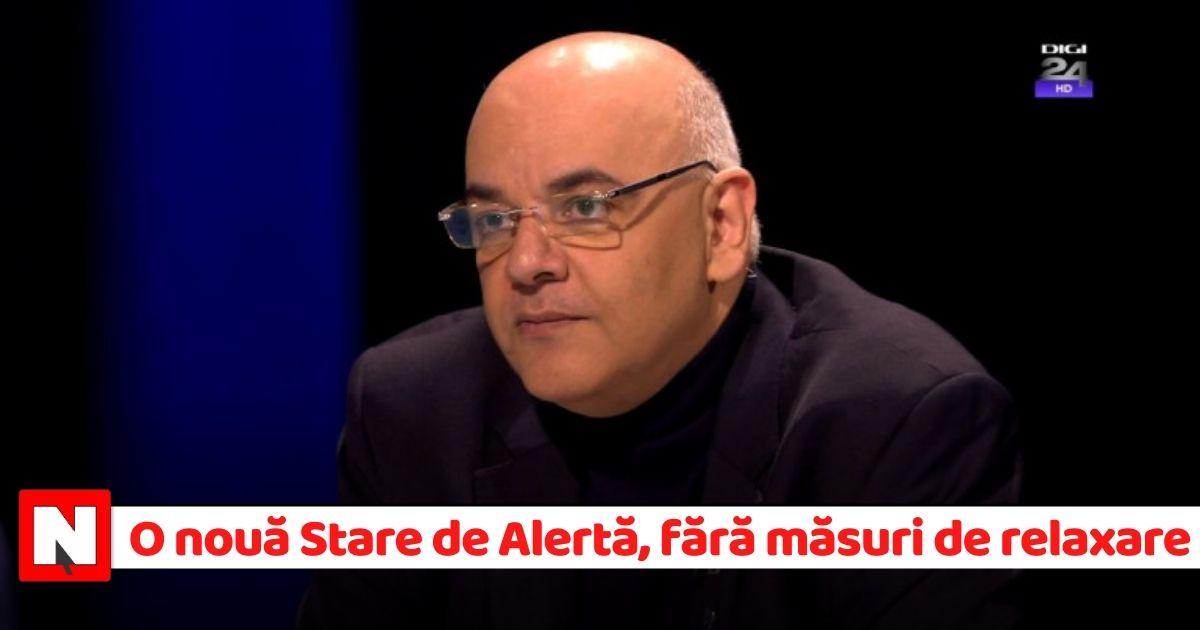 Arafat: Starea de alertă va fi prelungită! Nu vor fi măsuri de relaxare