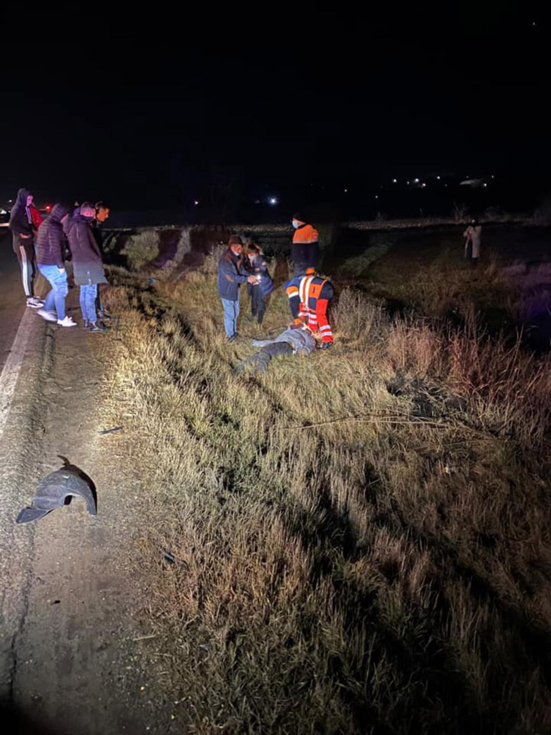 Tanarul care a accidentat mortal un biciclist a schimbat masina si s a pornit spre Italia