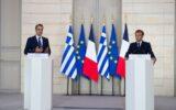 """Franţa a semnat un """"parteneriat strategic"""" în zona Mării Mediterane şi va vinde fregate Greciei"""