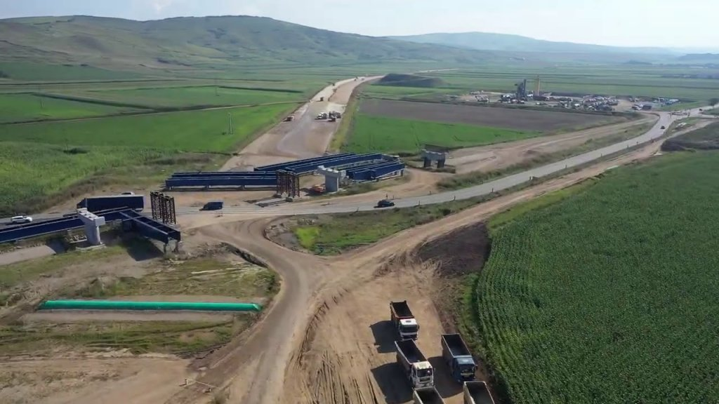 Trei oferte pentru 15 km din A3. Cine vrea să termine lotul Chețani – Câmpia Turzii