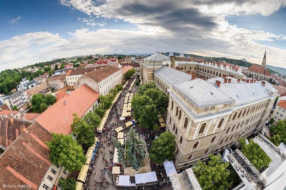 Noi scumpiri pe piaţa imobiliară din Cluj: 1 mp ajunge la aproape 2.000 euro