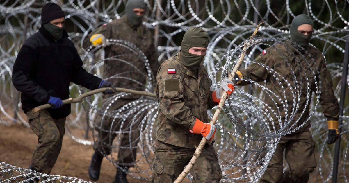 Armata din Belarus a deschis focul asupra trupelor poloneze de la granița dintre cele două țări (Euronews)