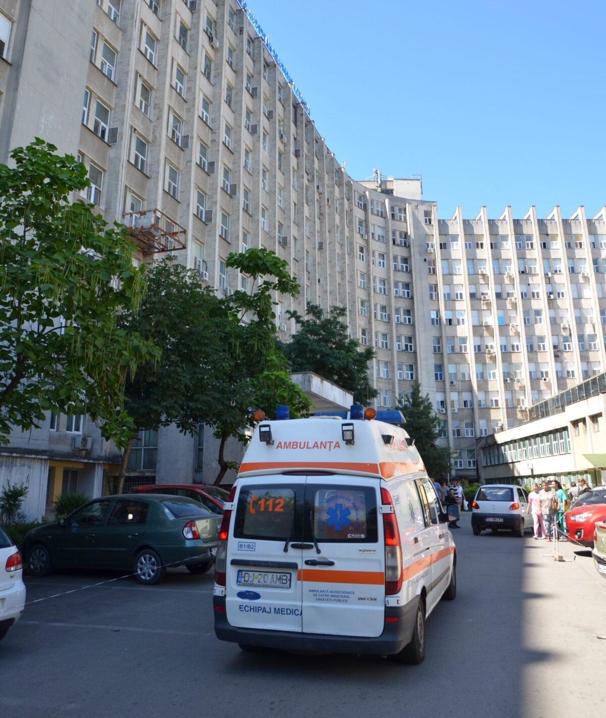 Pană de curent la Spitalul Judeţean de Urgenţă Craiova – GAZETA de SUD