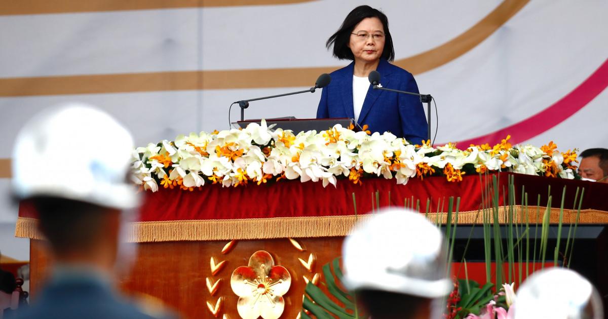 """Taiwanul nu va ceda presiunilor Chinei, anunţă preşedinta ţării. Beijingul vrea o """"reunificare paşnică"""" după modelul Hong Kong"""