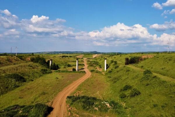 Autostrada Transilvania, sortită blocajului. Lucrările la un tronson n-au început nici după 10 luni